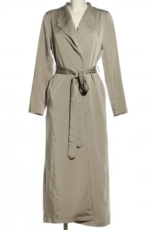 True Decadence Abrigo de entretiempo gris claro look casual