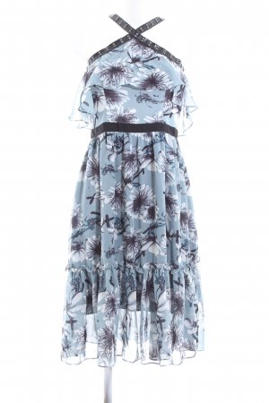 True Decadence Flounce Dress allover print casual look