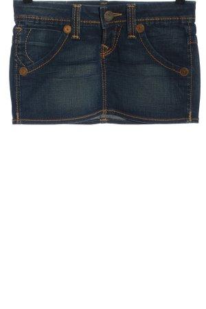 True Religion Miniskirt blue casual look