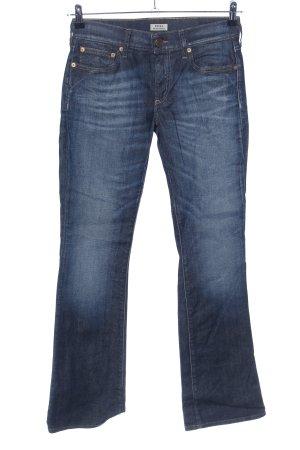 "True Religion Boot Cut Jeans ""Becca"" blue"