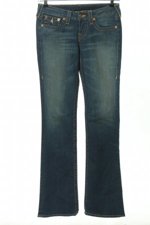"True Religion Boot Cut Jeans ""Tony"" blau"
