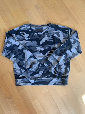 True Religion Camouflage Sweatshirt