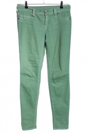 True Religion High Waist Trousers khaki casual look