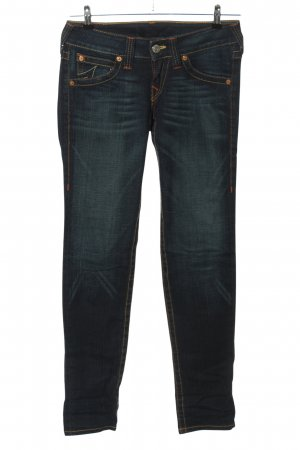 True Religion High Waist Jeans blau Casual-Look