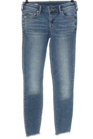 True Religion Slim Jeans blue casual look