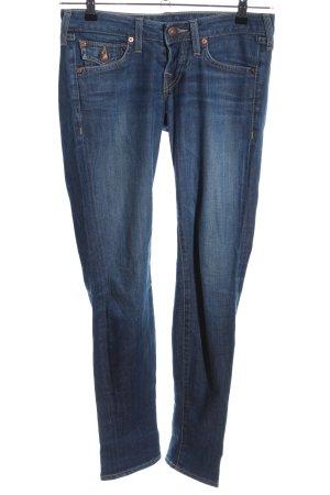 True Religion High Waist Jeans blau Casual-Look