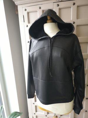 True Religion Hooded Sweater black