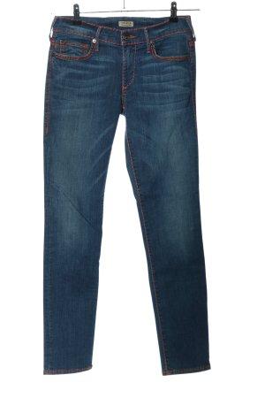 "True Religion Low Rise jeans ""Victoria"" blauw"