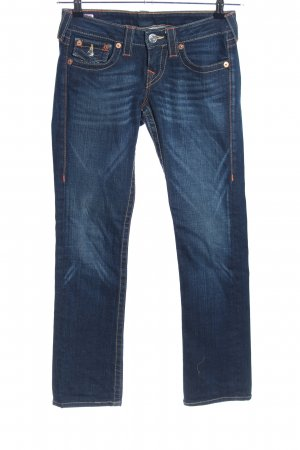 True Religion Low Rise Jeans blue casual look