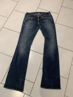True Religion Boot Cut Jeans blue