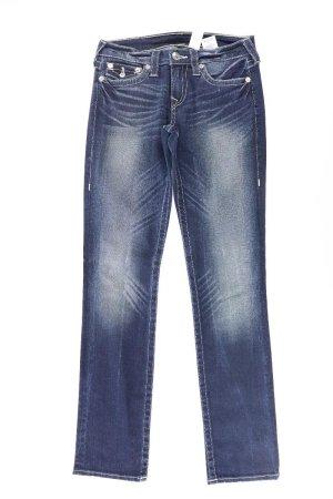 True Religion Jeans blau Größe W27