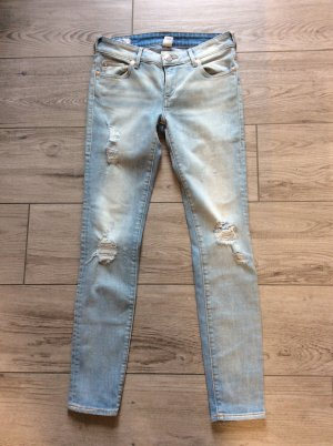 True Religion Stretch Jeans azure
