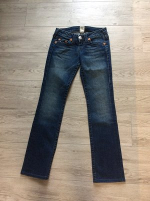 True Religion Jeans Gr 25(34) blau