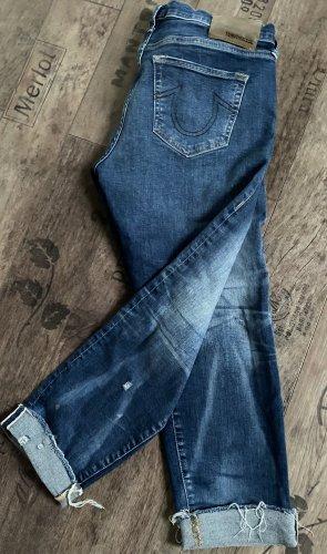 True Religion Jeans mit Stylischer Waschung