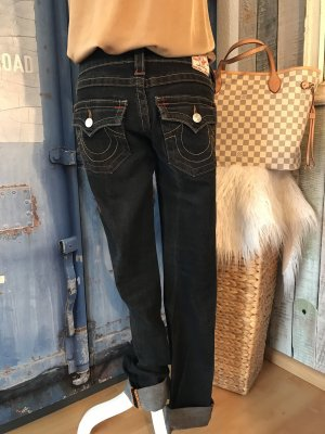 True Religion Jeans Straight Leg Billy