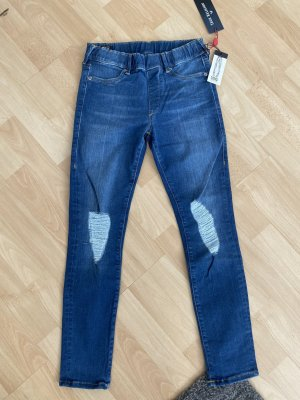 True Religion Jeans skinny bleu