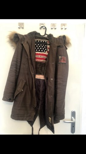 True Religion Parka