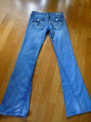 True Religion RAINBOW JOEY Twisted Leg 28/34