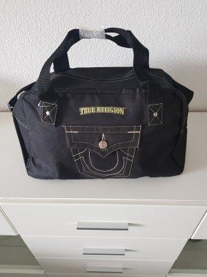 True Religion Torba sportowa czarny