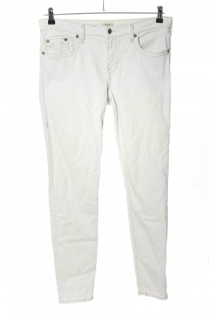 True Religion Tube Jeans white casual look