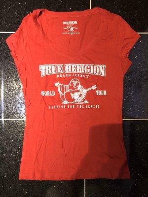 True Religion rot Gr. S