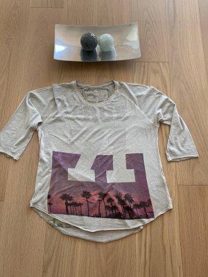 TRUE RELIGION Shirt mit Palmenmotiv in Gr. M