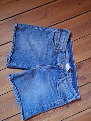 True Religion Denim Shorts azure