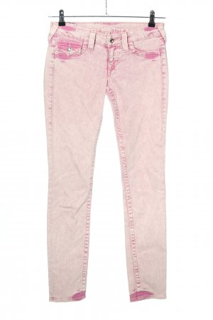 True Religion Skinny Jeans pink Casual-Look