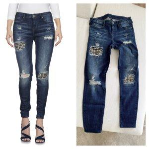 True Religion Skinny Jeans multicolored