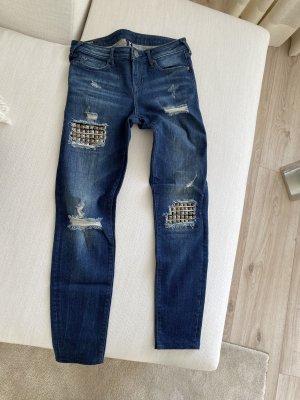 True Religion Jeans skinny multicolore