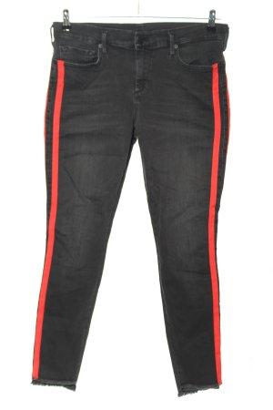 """True Religion Skinny Jeans """"W-pekl77"""" black"""