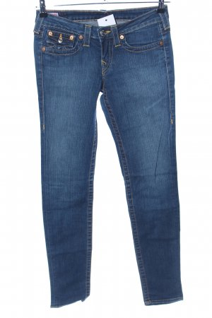"""True Religion Skinny Jeans """"Jodie"""" blau"""
