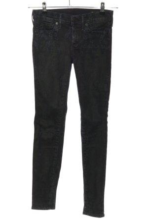 """True Religion Skinny Jeans """"Crissy"""" schwarz"""