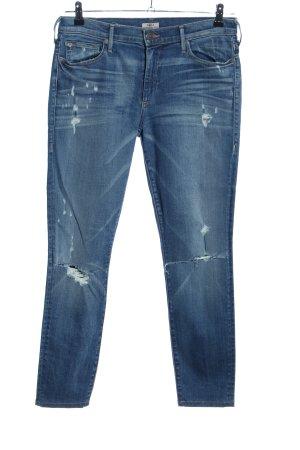 "True Religion Jeans skinny ""Halle"" bleu"