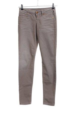 True Religion Skinny Jeans wollweiß Casual-Look
