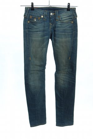 True Religion Jeans slim fit blu stile casual