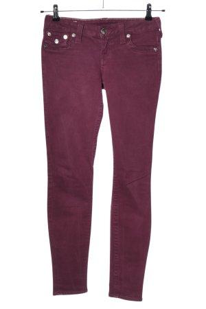 True Religion Slim Jeans pink Casual-Look