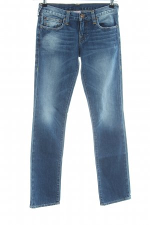 "True Religion Slim Jeans ""Herbie"" blau"