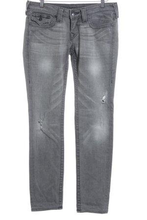True Religion Slim Jeans mehrfarbig