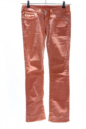 True Religion Straight-Leg Jeans hellorange Casual-Look