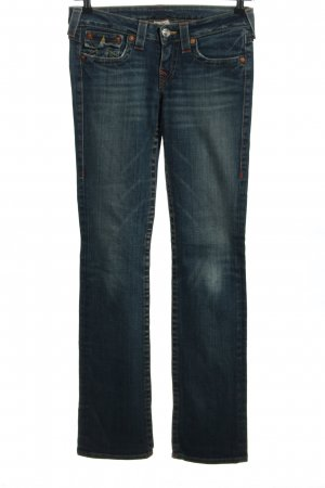 True Religion Boot Cut Jeans blue casual look