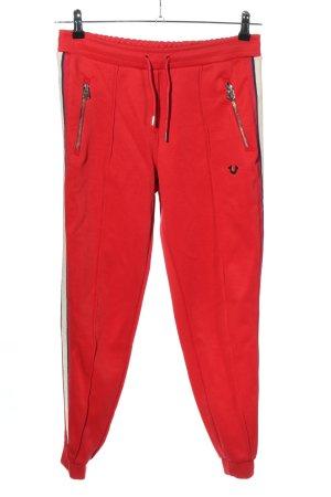 True Religion Pantalon de jogging multicolore style décontracté