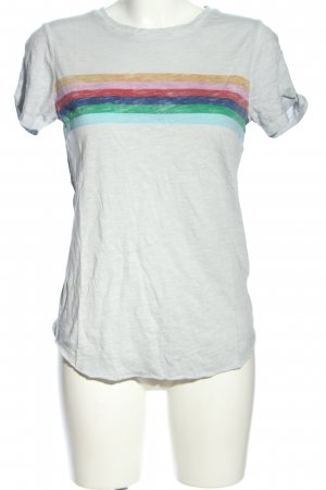 True Religion T-Shirt Streifenmuster Casual-Look