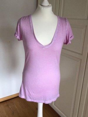 True Religion Tshirt rosa L Strass