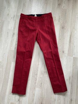 True Royal Chinos dark red