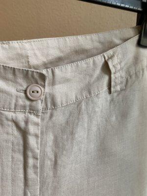 Vintage Pantalone di lino multicolore Lino