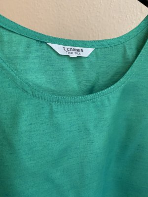 Vintage Zijden blouse veelkleurig Zijde