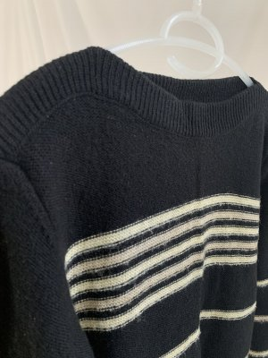 Vintage Oversized Sweater multicolored wool