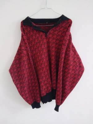 True Vintage Knitted Sweater multicolored