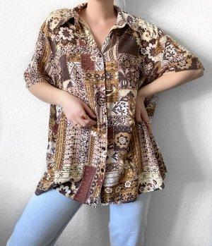 True Vintage Shirt met korte mouwen veelkleurig